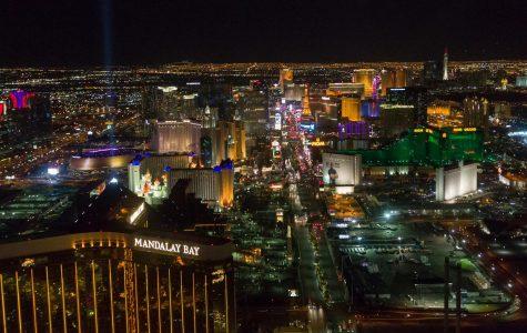 Mass Shooting strikes Las Vegas Strip