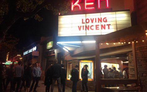 """Loving Vincent"" brings art to life"