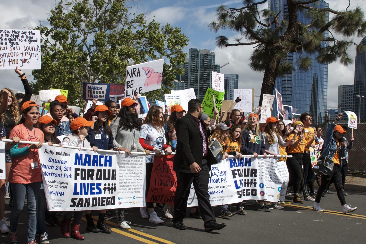 he+March+for+Our+Lives+San+Diego+was+organized+and+lead+by+students+across+San+Diego%2C+many+from+Patrick+Henry+High+School.+By+Shaylyn+Martos%2F+City+Times