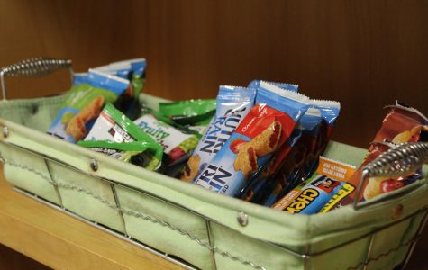Food pantry aids students facing food insecurity