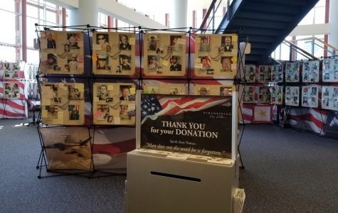 Exhibit memorializes fallen veterans