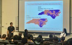 City College professors discuss gerrymandering