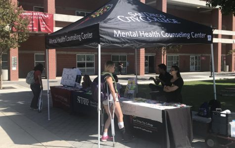 City College educating students, staff about suicide prevention