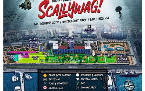 Scallywag festival is back in San Diego