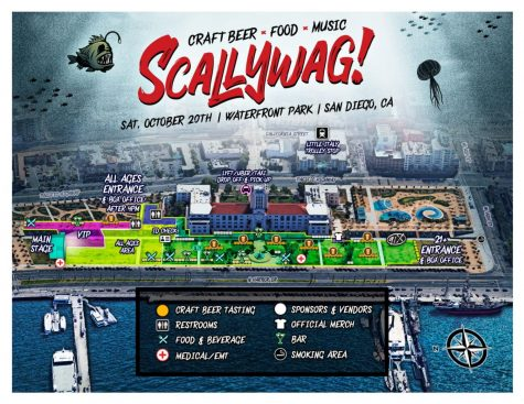 Scallywag festival is back in San Diego