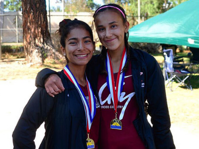 Knights runners shine at Palomar Invitational