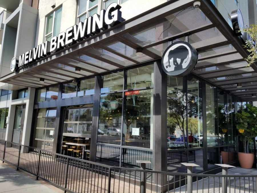 Melvin+brewing+is+getting+ready+to+open+its+stylish+East+Village+location+featuring+a+seven+barrel+brewhouse.+By+Brian+Mohler.+
