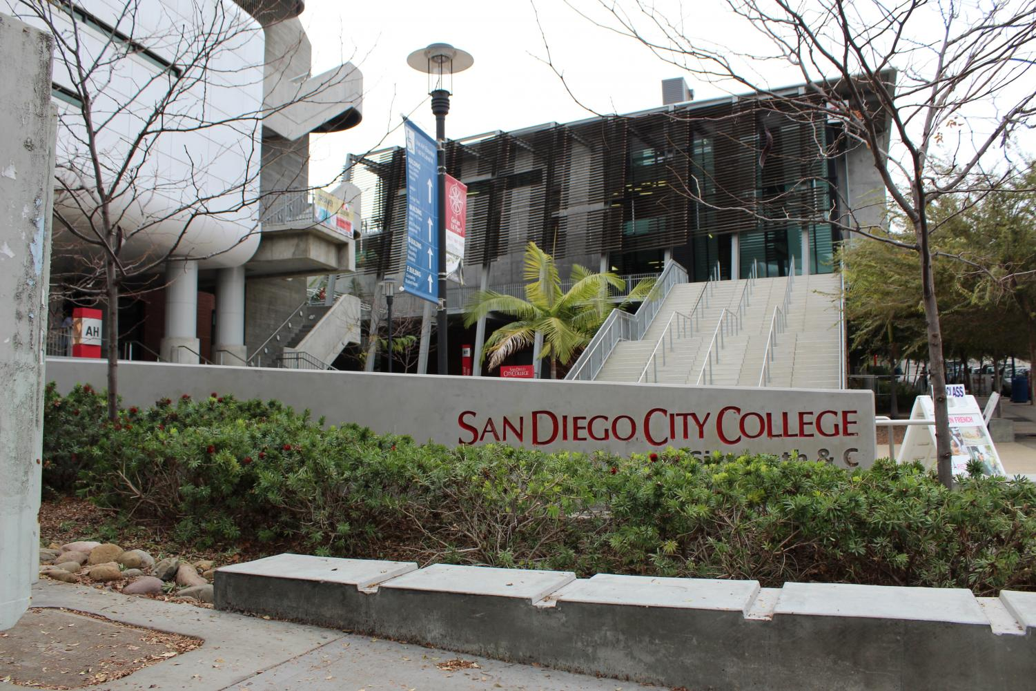 San Diego City College is looking for ways to bridge a budget deficit. By Jonny Rico