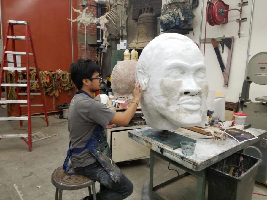 Dream of MLK lives on in City College float