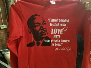 MLK Parade shirts