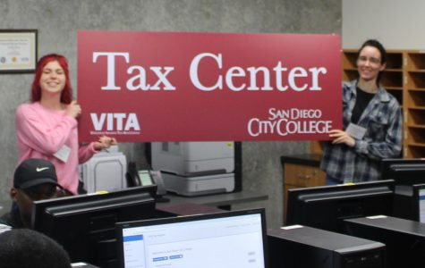 City College's free tax service delayed