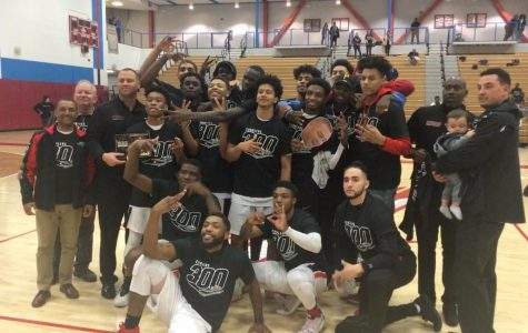 Charlens' 300th victory closes out regular season for City College Knights