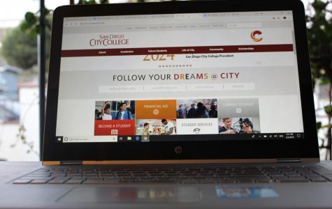 City College website refreshed