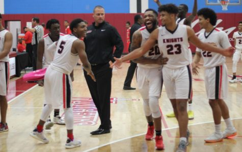 City College men's basketball heading to the playoffs