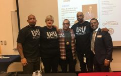 Panel of formerly incarcerated individuals speak at City College