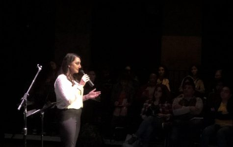 Women voices kick off City College's Social Justice Conference