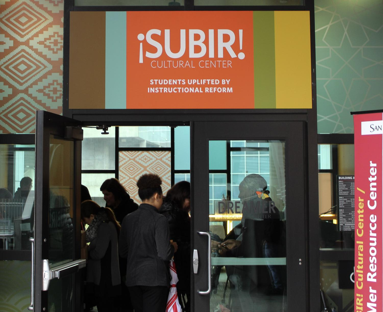 Legal help for immigrants is available at the Subir Cultural Center. Jonny Rico/City Times