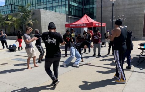 Music, dancing and empowering words shared at City College's Social Justice Conference