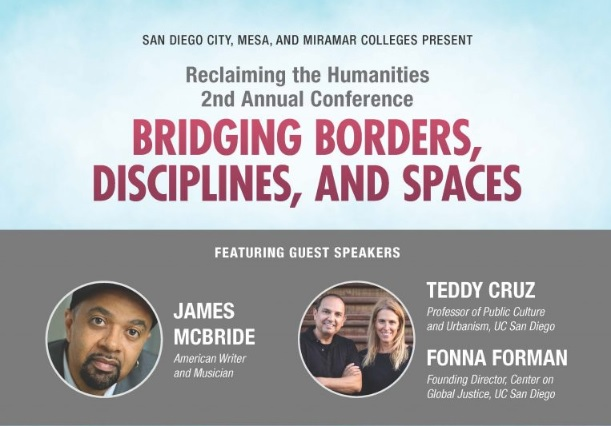 City College to host UCSD's humanities conference – City Times