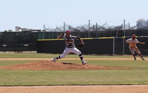 City College pitcher faces former team