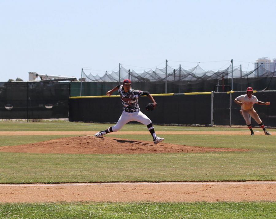 City College pitcher faces former team – City Times