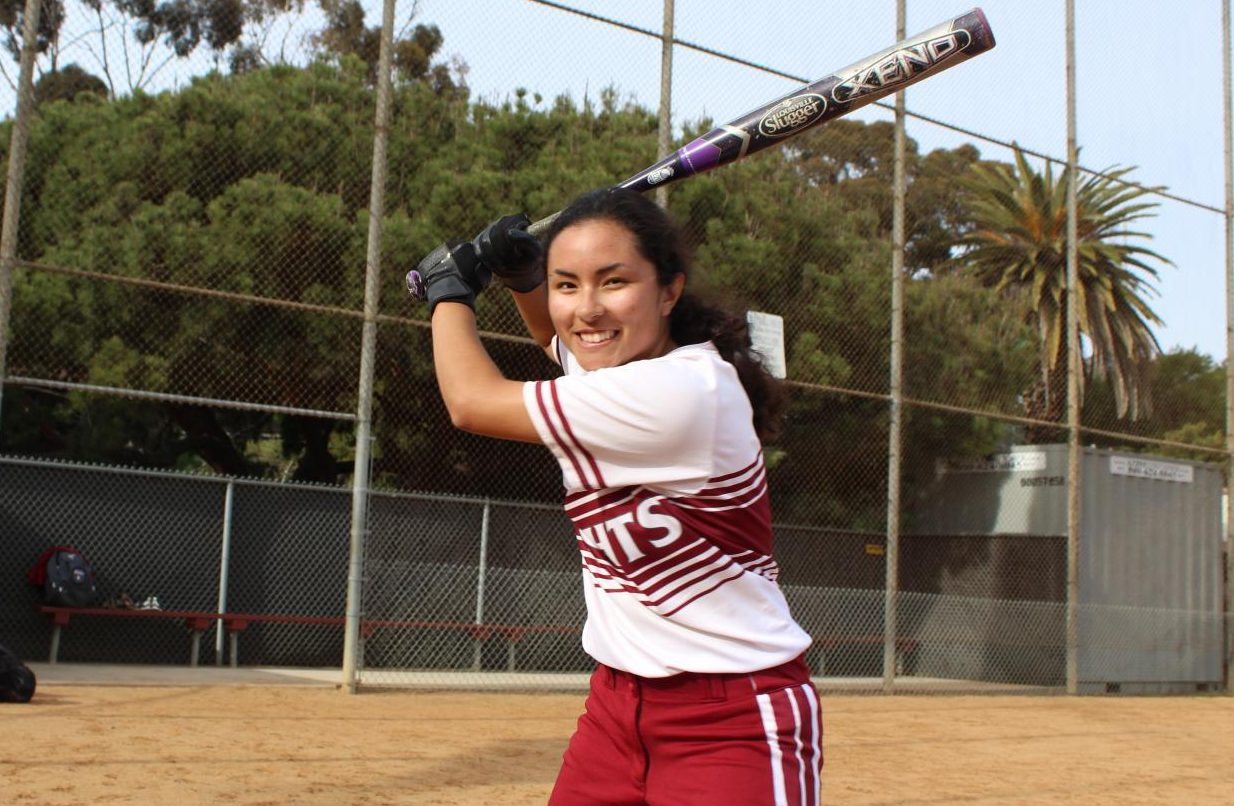 Vanessa Tirado could not stay away from softball. By Jonny Rico/City Times