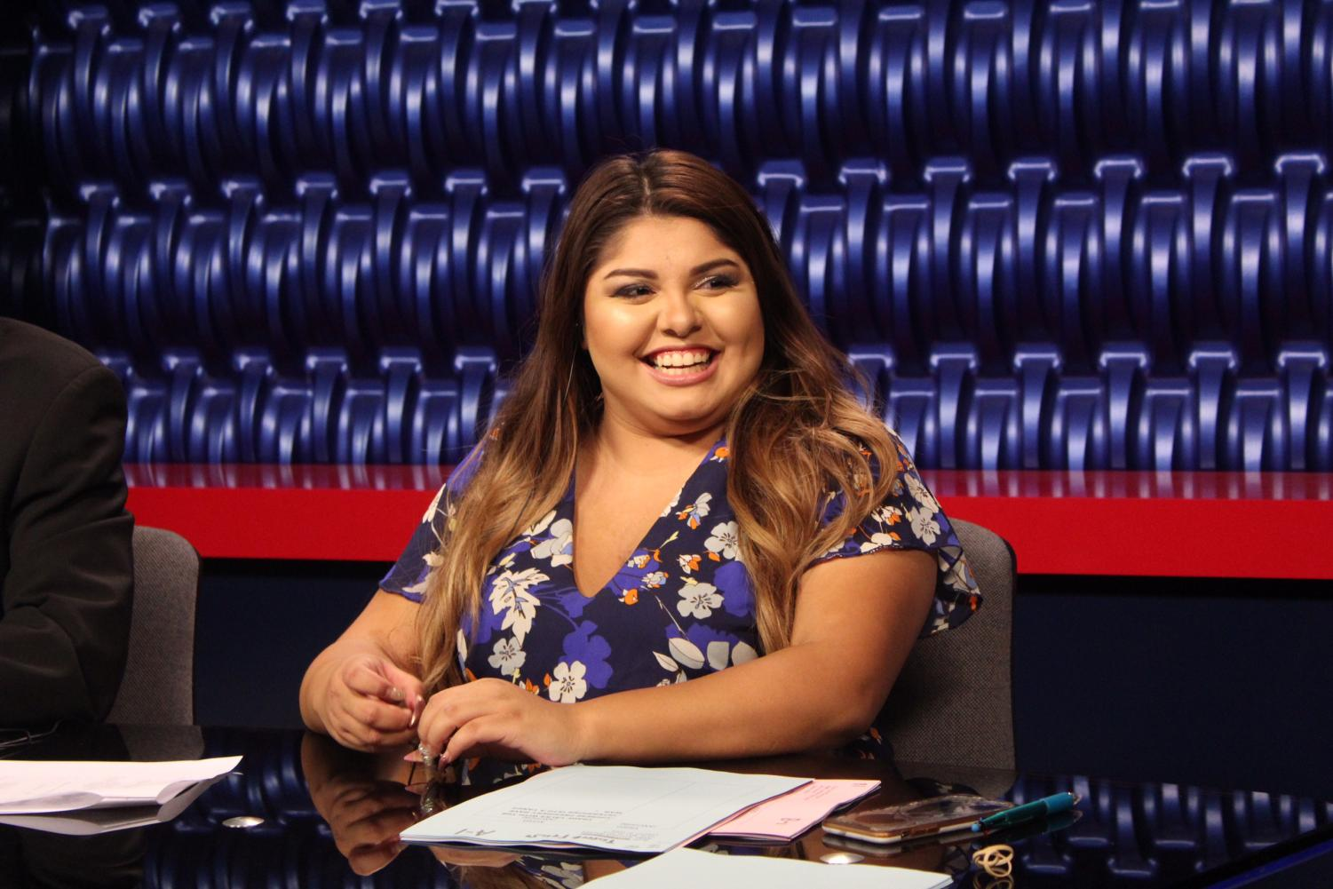 Marissa Gonzalez will graduate San Diego City College with five semesters of Newscene under her belt. By Jonny Rico/City Times