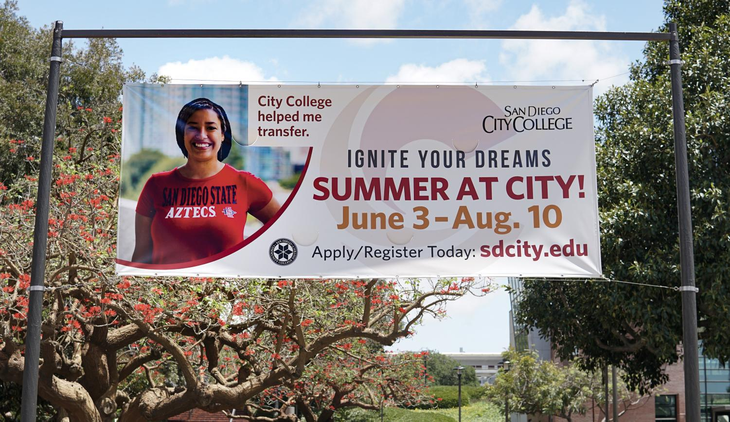 City College offices will remain open during the summer. By Diangela Veras