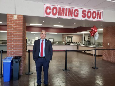 Student Services settle into (A) new permanent home