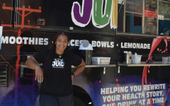 A different kind of food truck arrives at City College