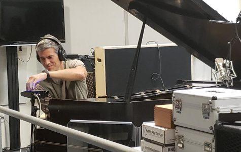 Community Recording Studio Night makes sweet music